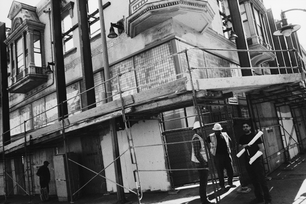 Pershing Square Building Renovation DTLA