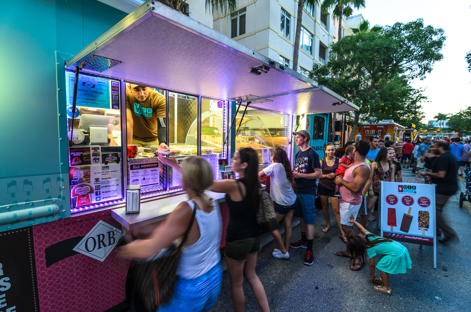 food truck invasion — downtown abacoa | jupiter, fl