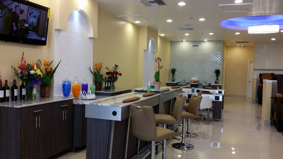 Palazzo Nails & Spa at Abacoa — Downtown Abacoa | Jupiter, FL