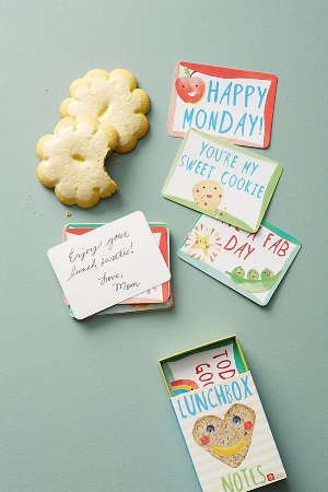 lunch cards - be the hero of the lunch table