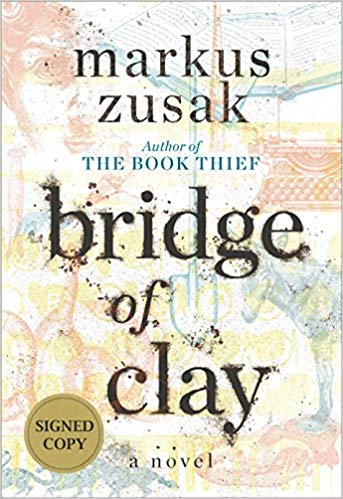 10/9 - I'm both excited and worried about this one. Here's hoping Zusak has two classics in him. Read Tray's review of The Book Thief here.