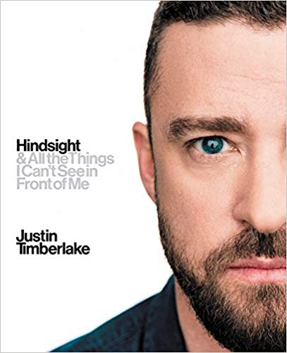10/30 - First of all, it's Justin Timberlake. And second, that title. Perfection. Tray and I are hoping to snag tickets to his concert in Arizona the first of December—looks like we'll be set for reading material for the trip.