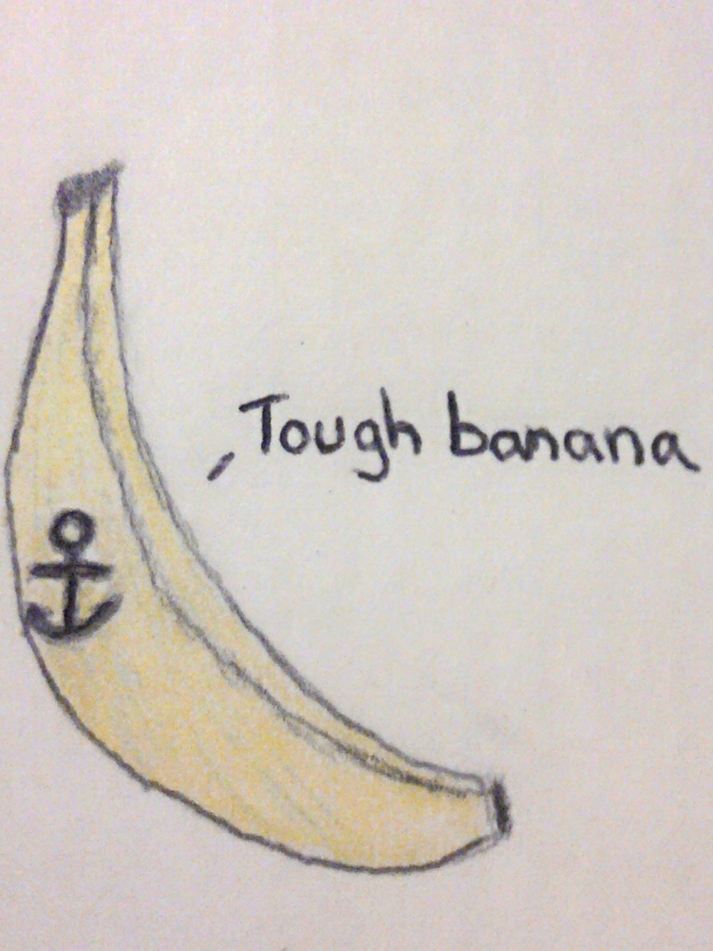 Tough Banana
