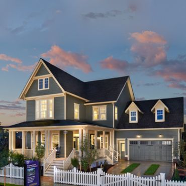 The Asheville 3 - 6 Bedrooms 3 - 5 Bathrooms 2,700+ sqft