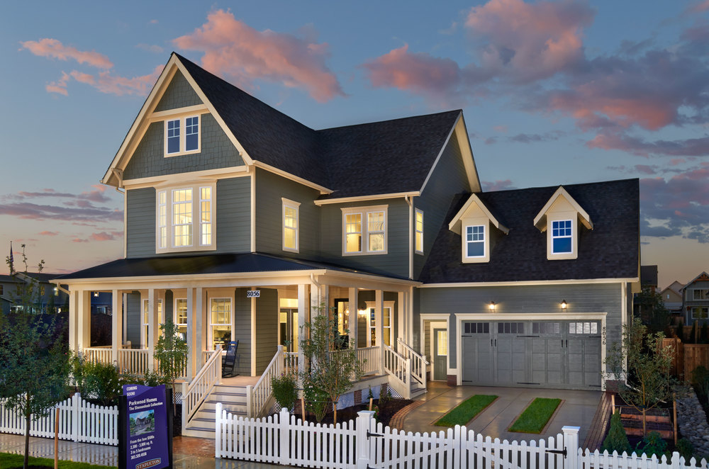 The NEW Asheville Model Home, inspired in part by our architectural scouting trip to the Carolinas.
