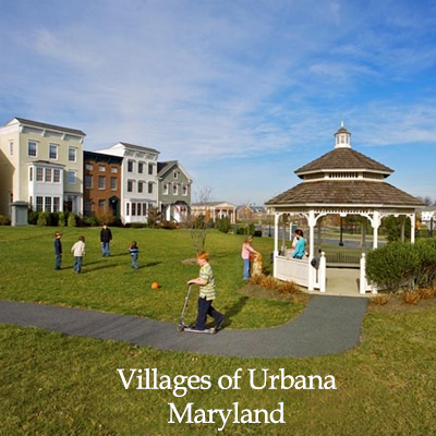 Villages of Urbana Maryland