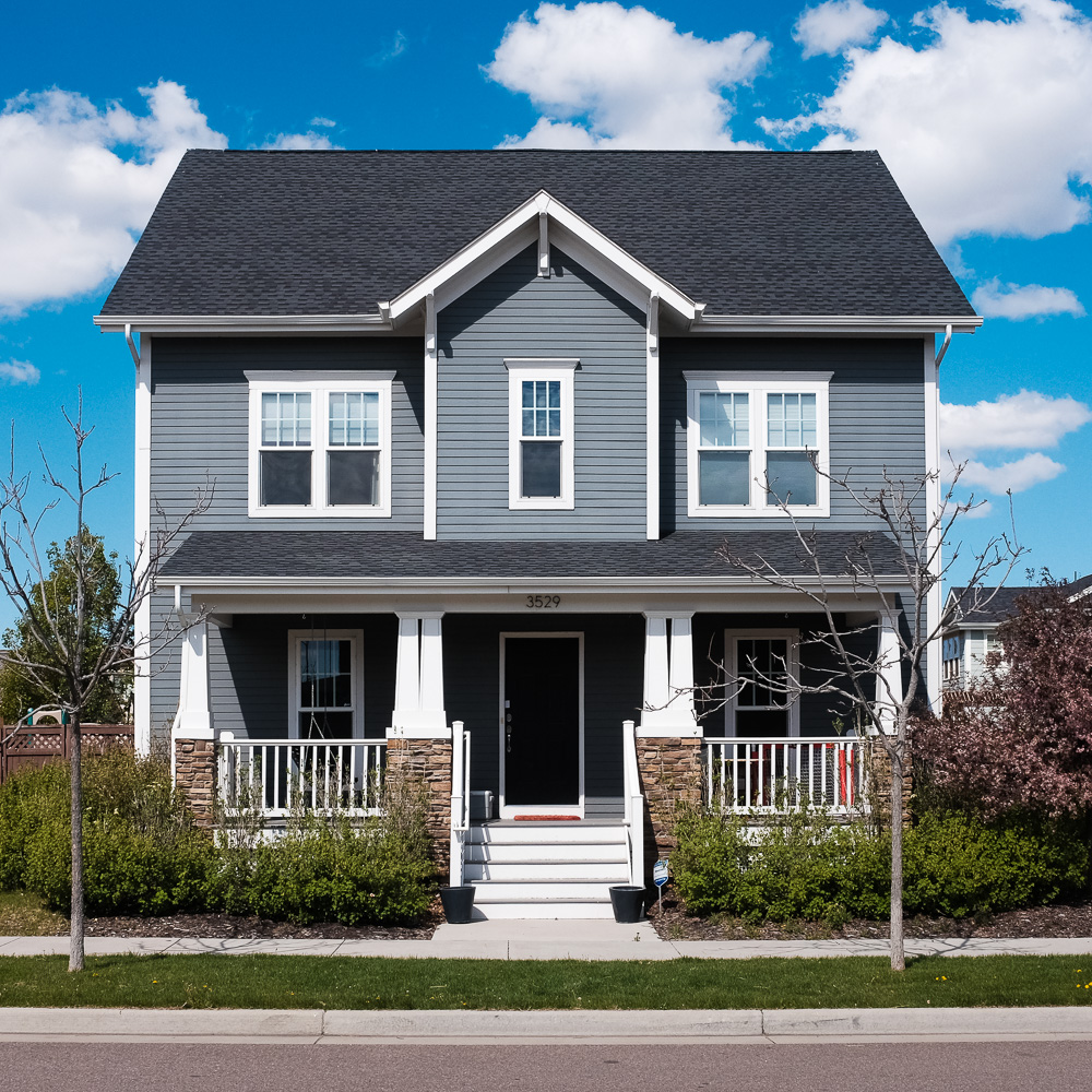 The Hawthorne 3 - 4 Bedrooms 3 - 4 Bathrooms 2,200+ sqft