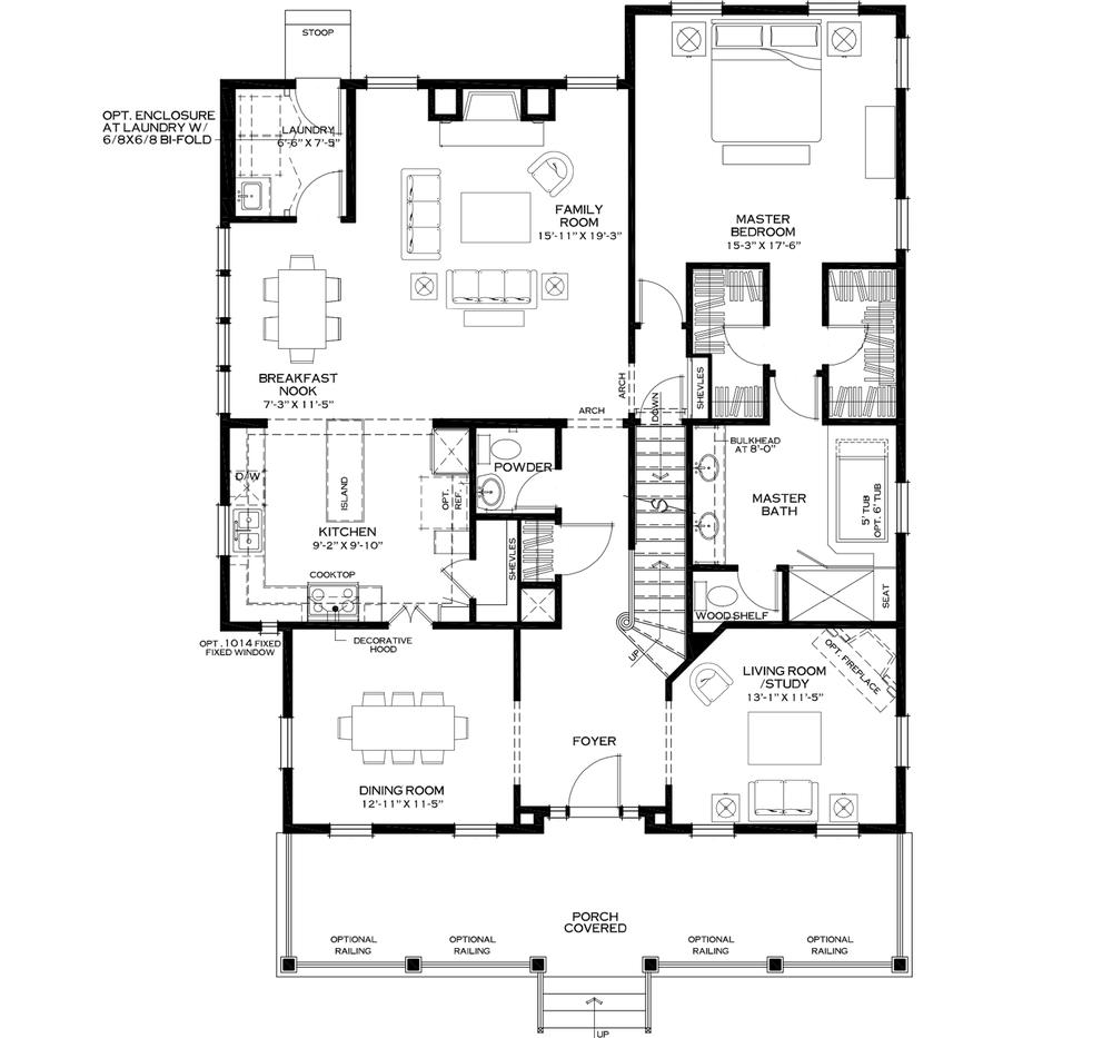 Standard First Floor