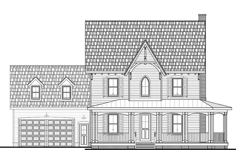 Saybrook Brewster 3,774 Square Feet 4+ Bedrooms 4+ Bathrooms
