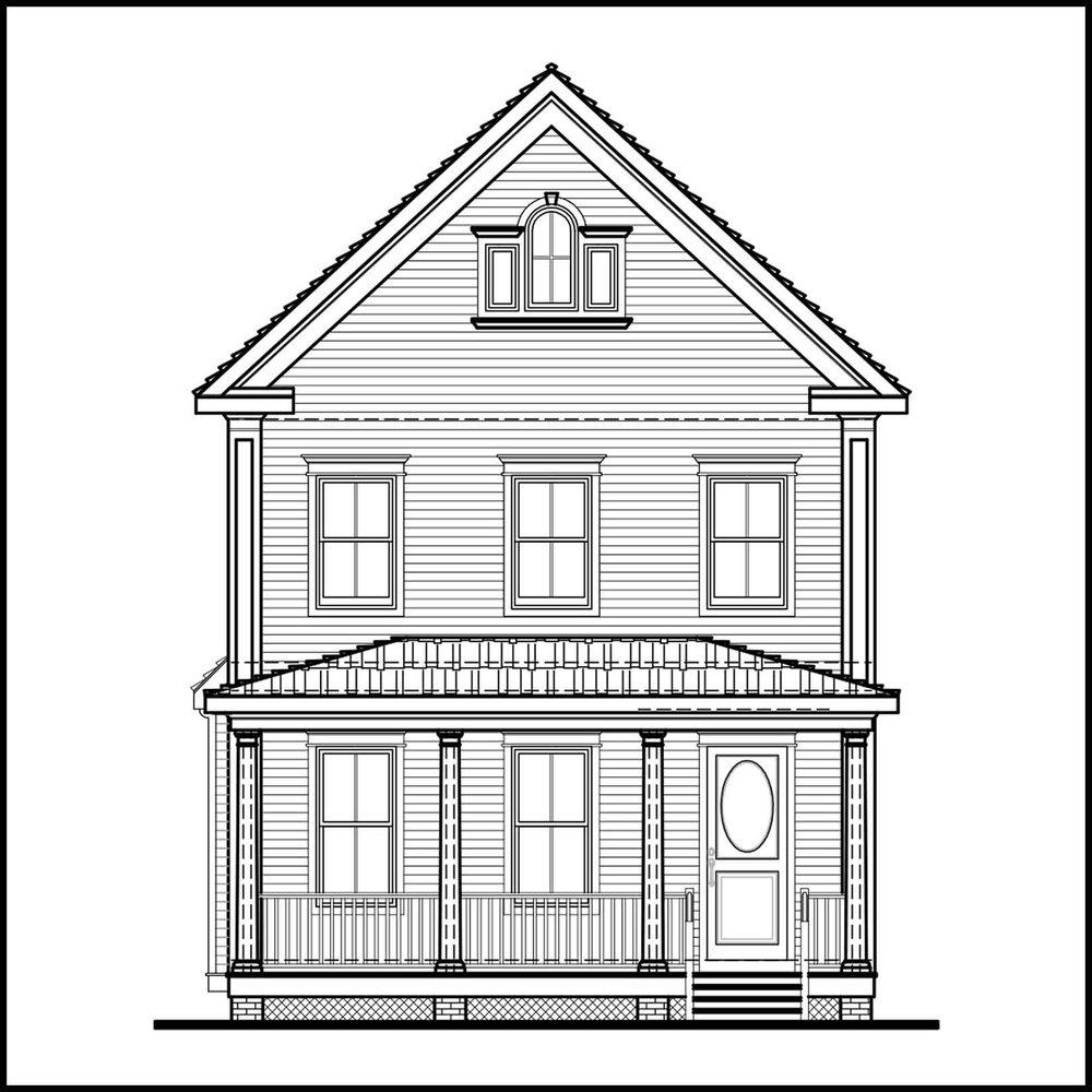 The Westport   3 - 4 Bedrooms  3 - 4 Bathrooms  1,900+ sqft
