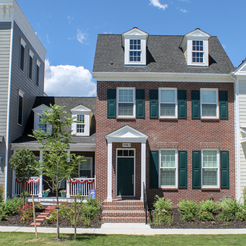 The Rockport   3 - 5 Bedrooms  2.5 - 4.5 Bathrooms  2,524+ sqft  Starting from high $500s