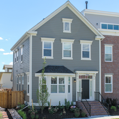 The Somerville   3 - 4 Bedrooms  2.5 - 3.5 Bathrooms  1,954+ sqft  Starting from $500s