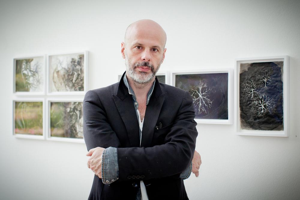 Philippe Parreno Photo: Claudio Cassano