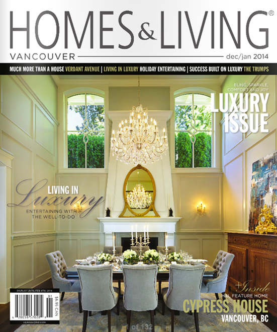 Home And Living Magazine homes living magazine dec jan 2014 karla peckett