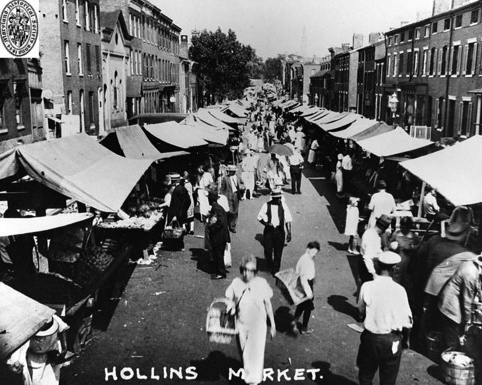 MC 4239 Hollins Market about 1930.jpg