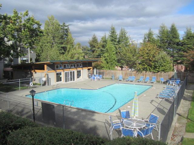 1 bed, 1 bath, Deck, Pool, Reserved Parking, 731 SF, HUD owned, $194,000, September 2016.