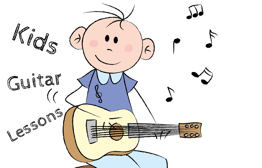 Kids Guitar Lessons Eastern Suburbs Sydney - Martin Guitar