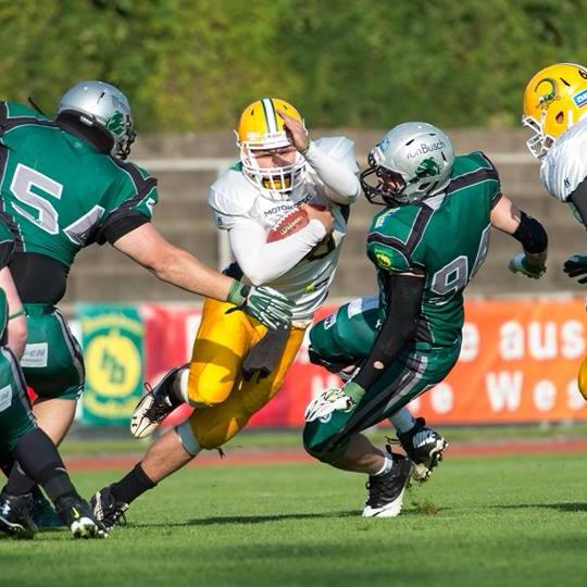 GFL Cologne Crocodiles QB