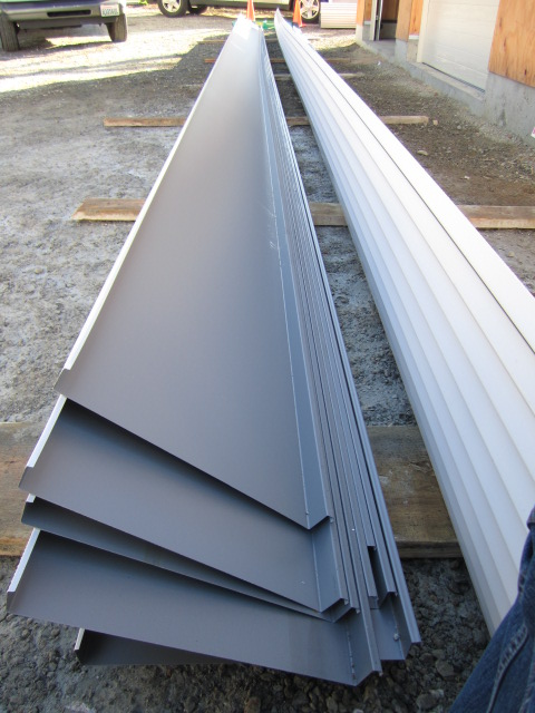 roofing pans delivered
