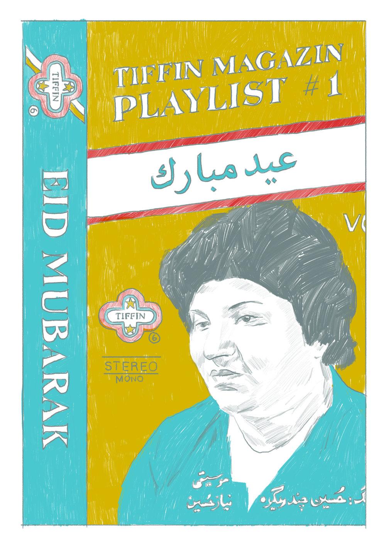 Tiffin Magazin Playlist #1:Eid Mubarak - 1. Kun Faya Kun (Berklee Indian Ensemble)2. Ojuelegba (Wizkid)3. Bulleh Shah Kalam (Abida Perveen)4. Tajabone (Ismael Lo)5. Angels (Chance the Rapper)5. Ya Hey (Vampire Weekend)6. Khwaja Mere Khwaja (A.R. Rahman)7. Jasmine (Jai Paul)8. Ya Mustapha (Bob Azzam)9. Tajdar-e-Haram (Atif Aslam)10. Bhar Do Jholi (Sabri Brothers)11. People Get Ready (The Impressions)12. The 99 Names of Allah13. Romjaner Oi Rojar Sheshe