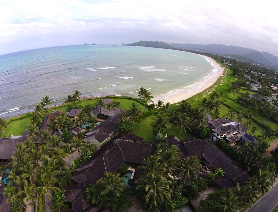 HAWAII - Kailua Bay, Oahu - 5 Bed, 5.5 Bath