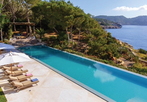 IBIZA - Villa del Mar - 8 Bd, 8 Bth  - click for more info -