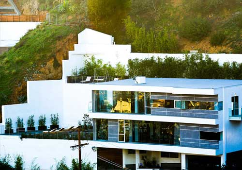HOLLYWOOD HILLS - Hollywood - 4 Bd, 4 Bth -click for more info-