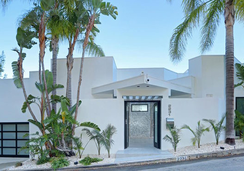 HOLLYWOOD HILLS - Sunset Plaza - 4 Bd, 4 Bth - click for more info -