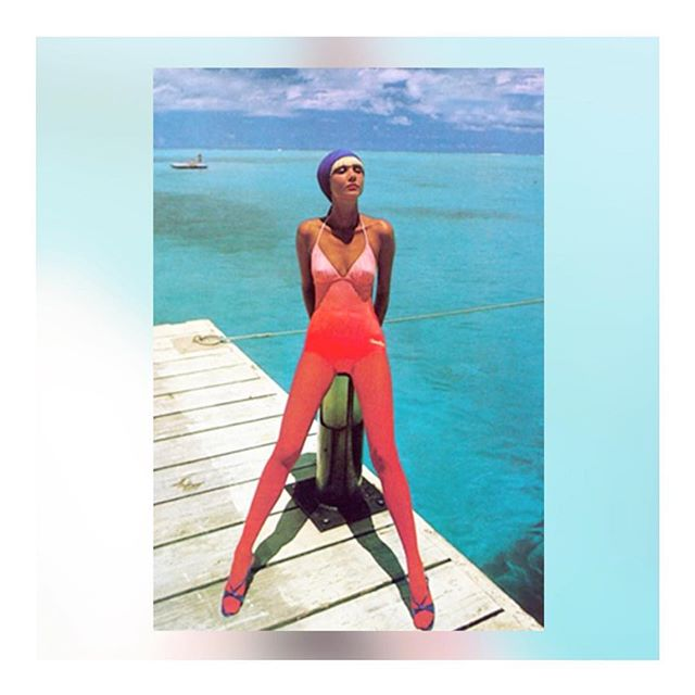 Vogue Italia, May 1976...