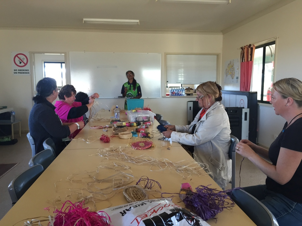Weaving Workshops, Tamworth