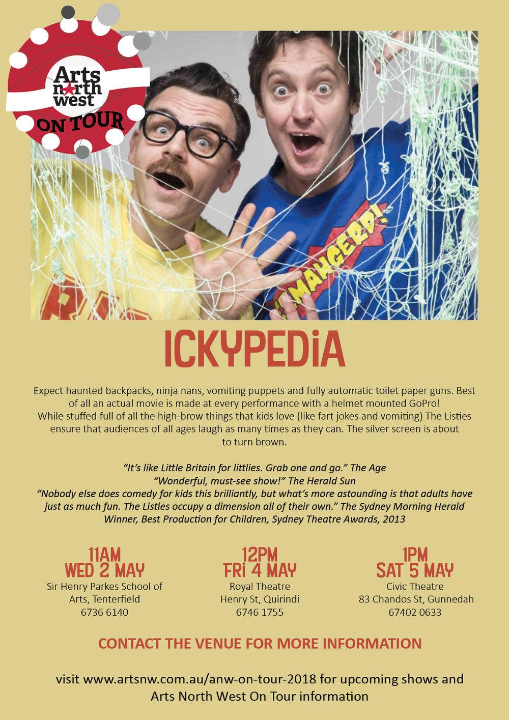 Ickypedia poster.jpg