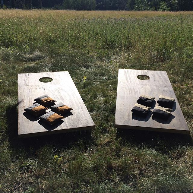 The final game of the Leisure Games competition is the popular, Cornhole aka bag toss aka several other names. So that's all five. Hope you've practiced and are ready to battle it out on the leisure floor! #theleisuregames #leisuregames #leisuregames2016  #timbrrr #timbrrr2016