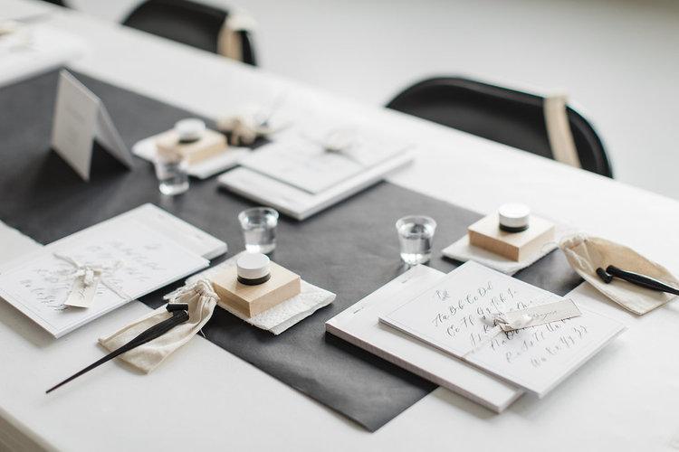 Introduction to modern calligraphy may 30 2018 u2014 paula lee