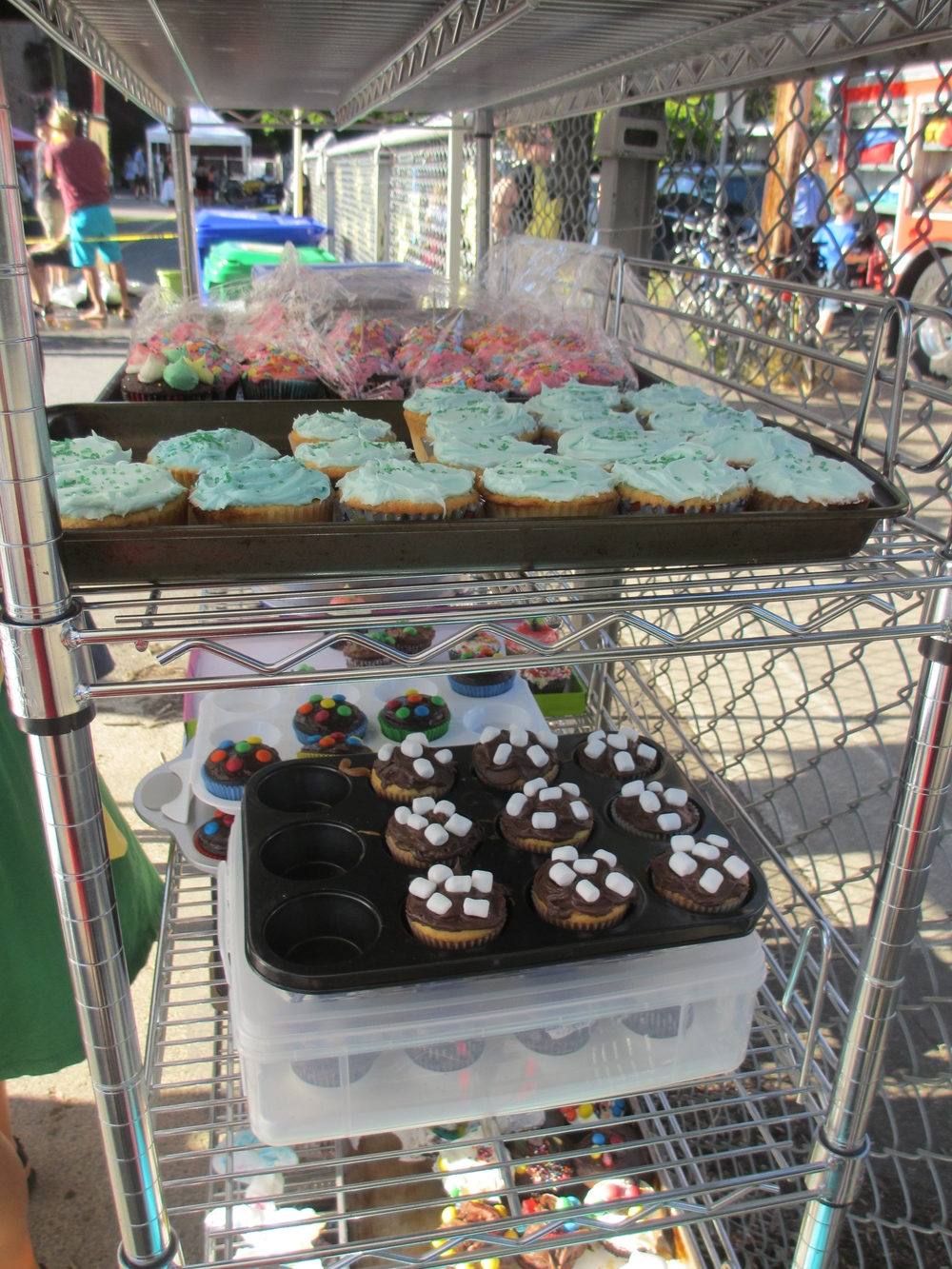 Cupcake Walk