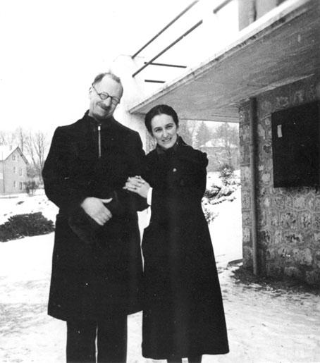 Pastor André & Magda Trocmé