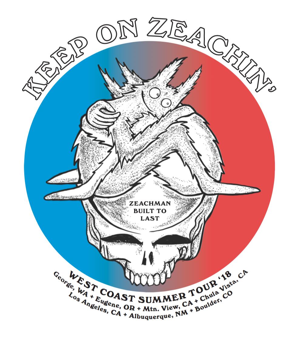 Keep On Zeachin