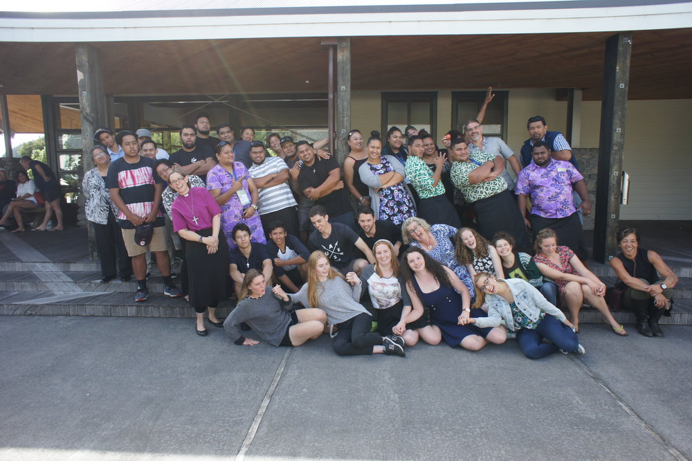 Tikanga Youth Synod   Partnership, 3-5 June 2017   Learn More