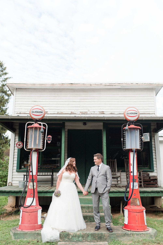 bride and groom northern virginia wedding planner