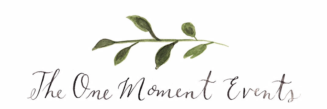 The One Moment Events
