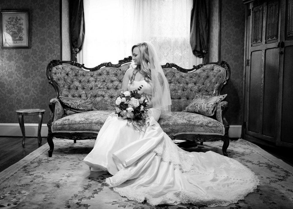 bridal sneak peek vintage antique wedding bouquet .jpg