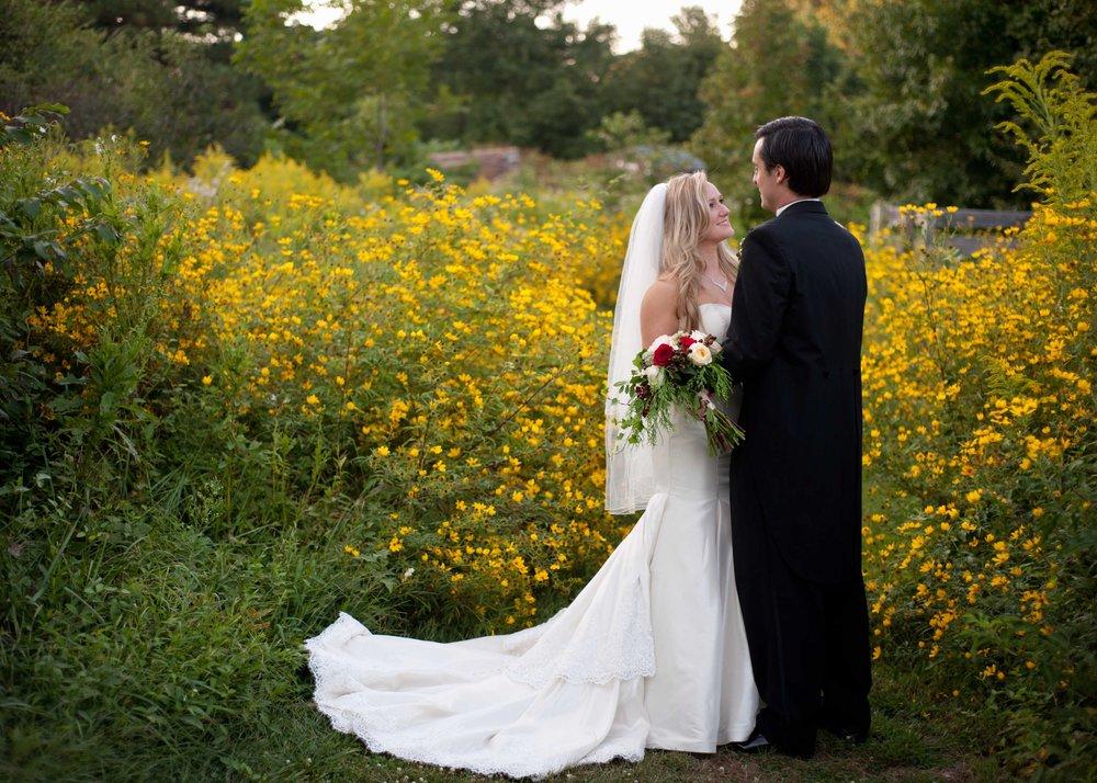 bride groom yellow flower garden .jpg
