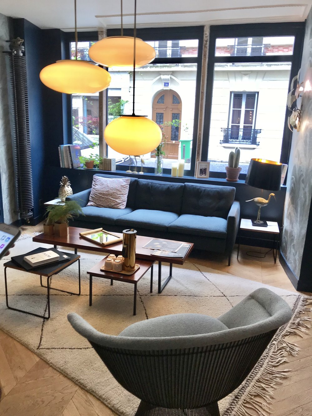 Hotel Henriette paris boutique hotel review
