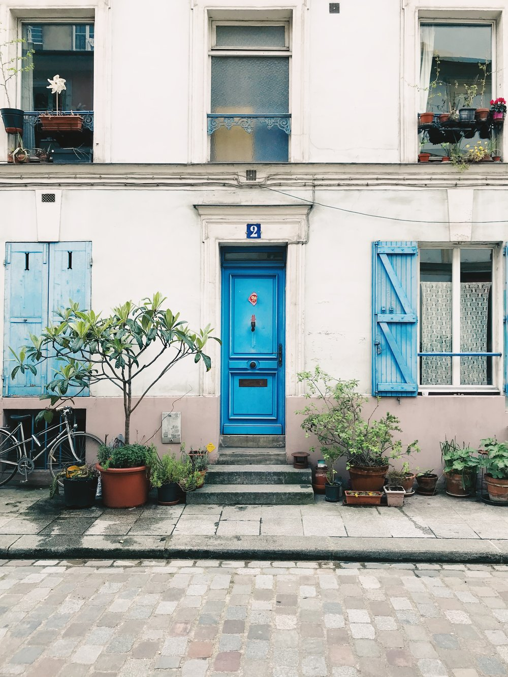 Blue doors of paris .JPG