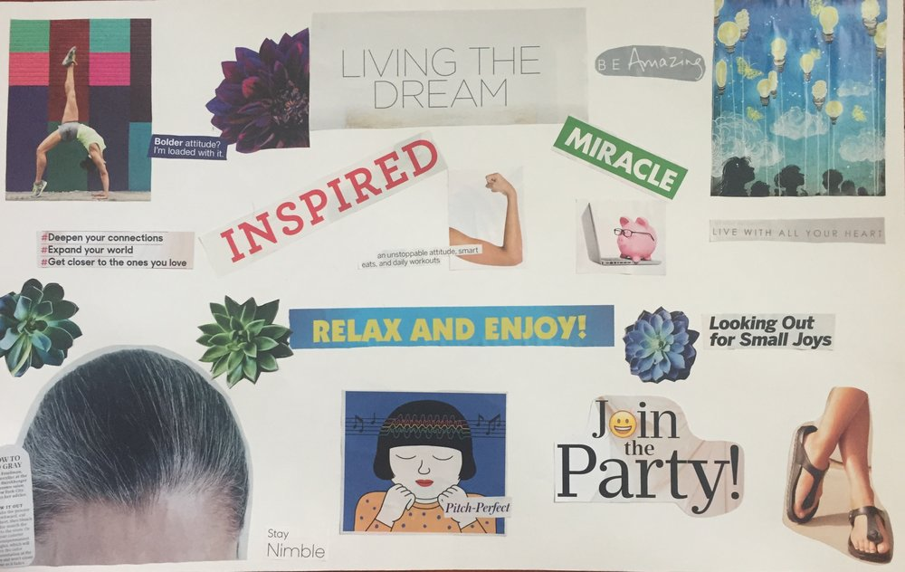 ps - Here's my current vision board. Drop yours in the comments here or on Facebook, and let's inspire each other!