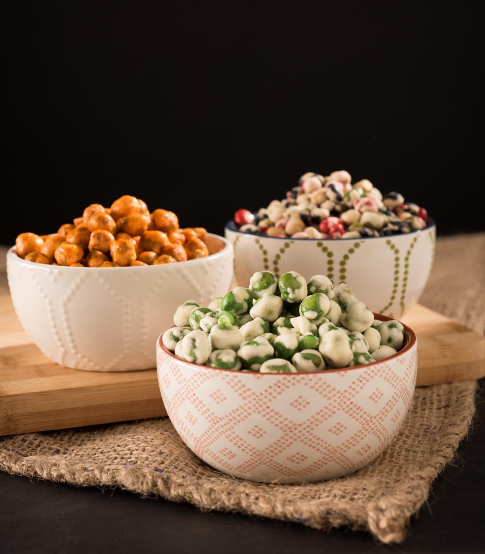 NUTS & PEAS -