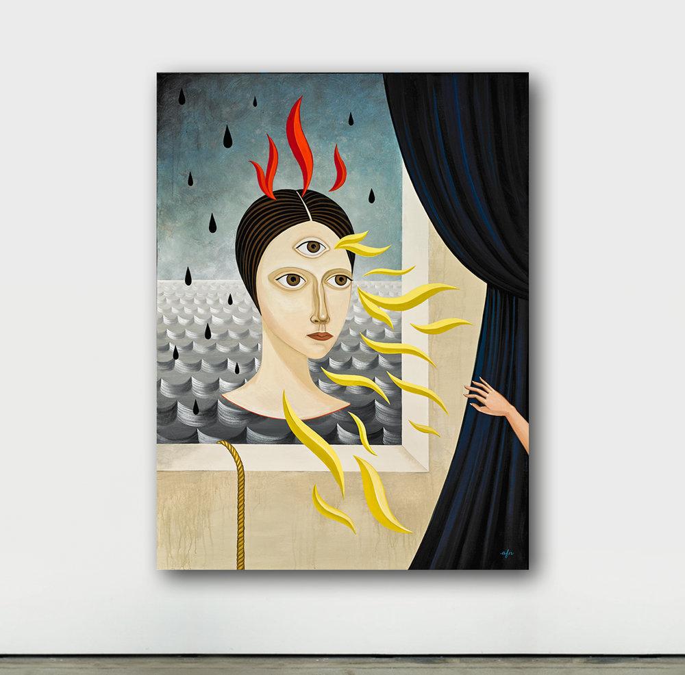 The Subconscious Observer by Anne Faith Nicholls