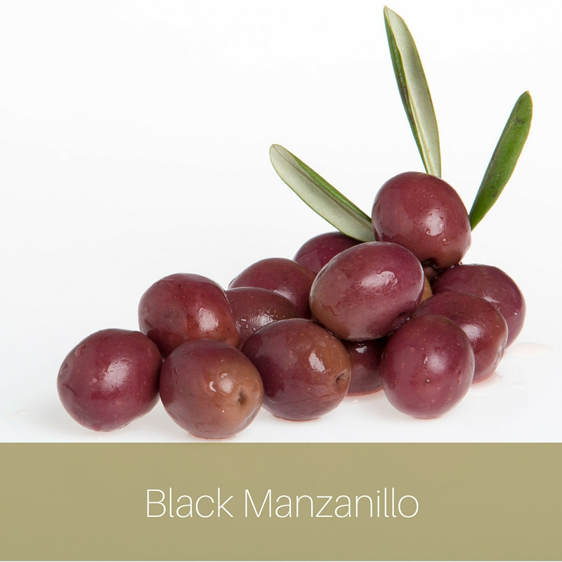 BLACK MANZANILLO OLIVES