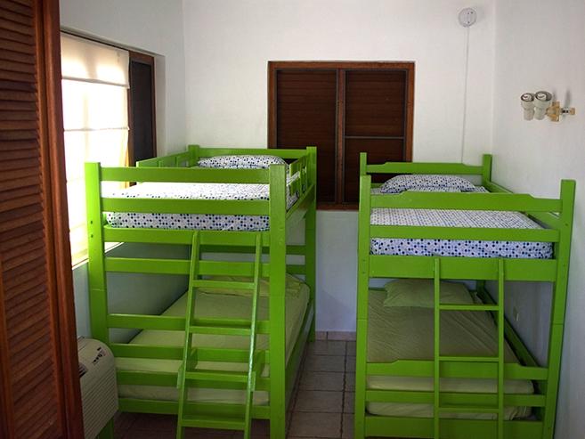 Bedroom 2 - Twin bunk beds
