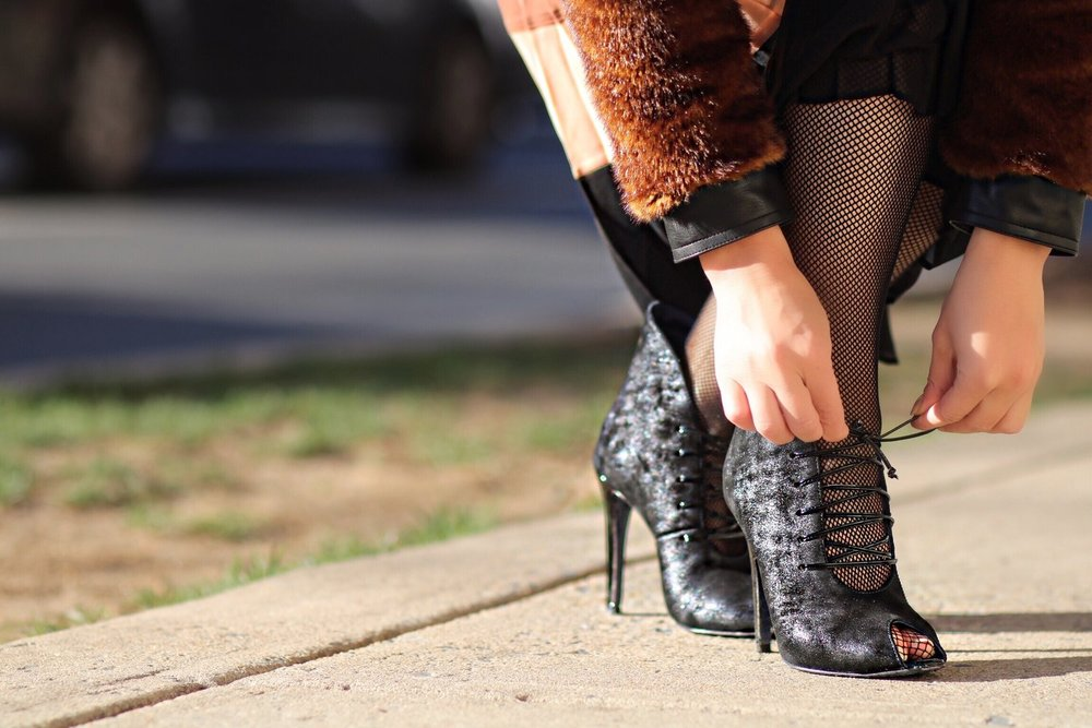 blue-suede-ankle-boots