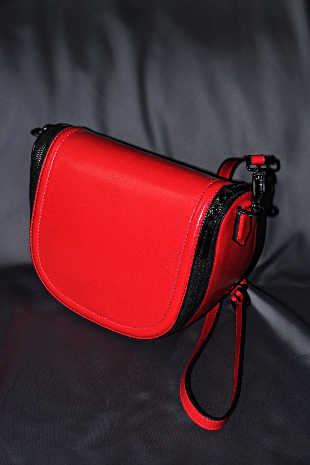 charles-keith-red-bag